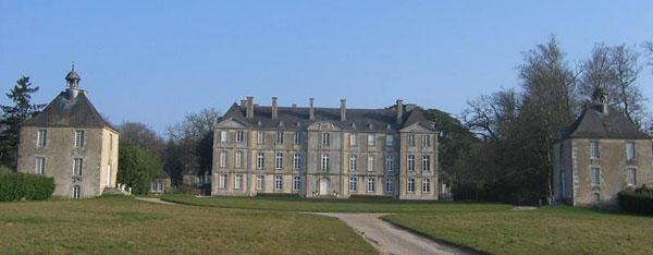 chateau a vendre golfe du morbihan